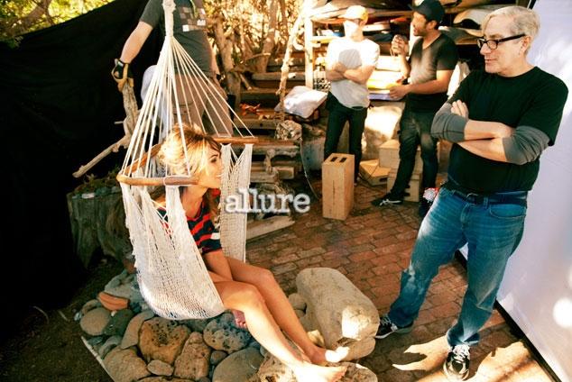 laurenconradalluremay20116 Lauren Conrad za magazin Allure