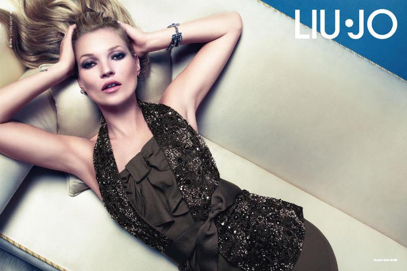 liujo11 Kate Moss za Liu Jo proleće 2011.