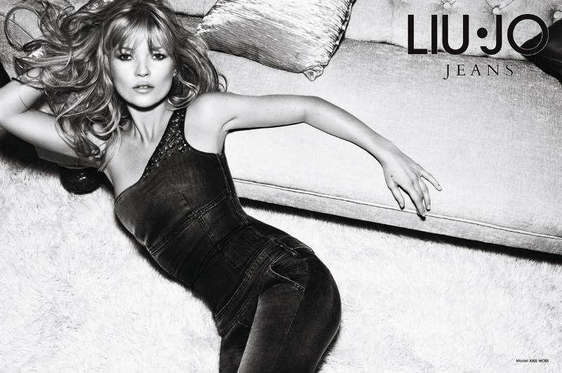 liujo3 Kate Moss za Liu Jo proleće 2011.