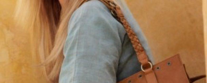 Kate Moss za Longchamp
