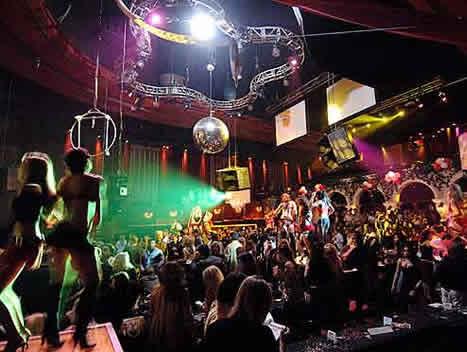 mansion miami beach night club Najpoznatija mesta za provod na svetu