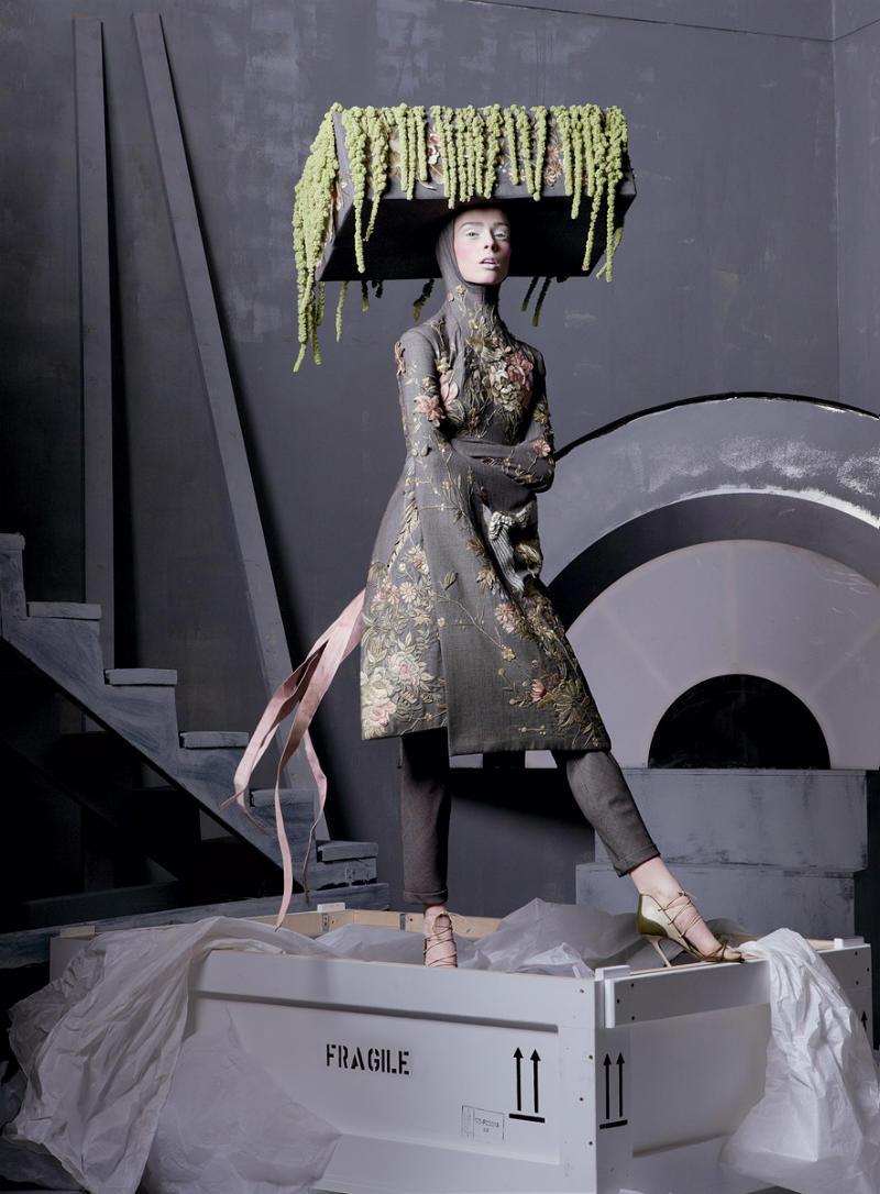 mcqueen4 Vogue US: Alexander the Great