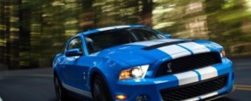 Legenda o Ford Mustangu