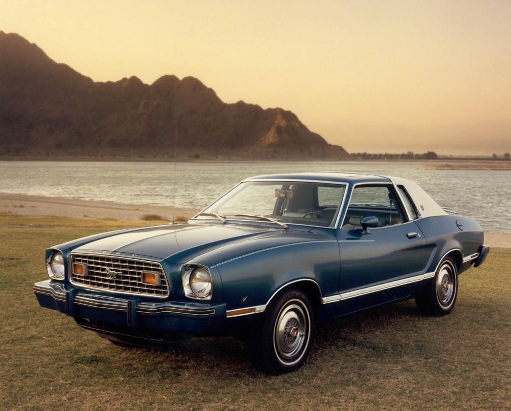mustang II serija 1 1024x824 Legenda o Ford Mustangu