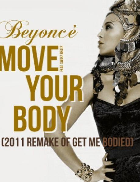 "Beyonce poručuje: ""Move Your Body"""