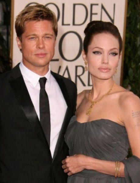 Angelina i Bred roditelji po sedmi put?
