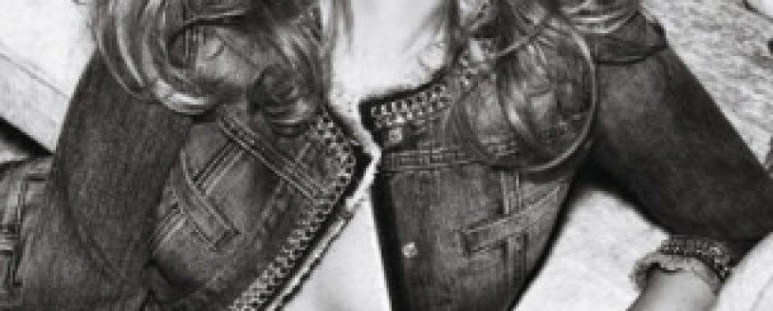 Kate Moss za Liu Jo proleće 2011.