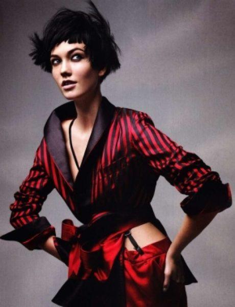 """Vogue China"" maj 2011. by Patrick Demarchelier"
