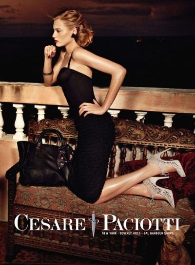 paciotti1 Cesare Paciotti reklamna kampanja za proleće/leto 2011.