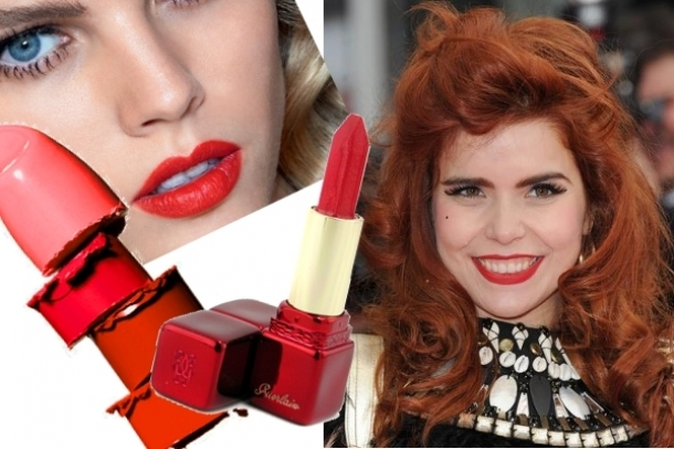 paloma faith makeup thumb Vintage make up ideje