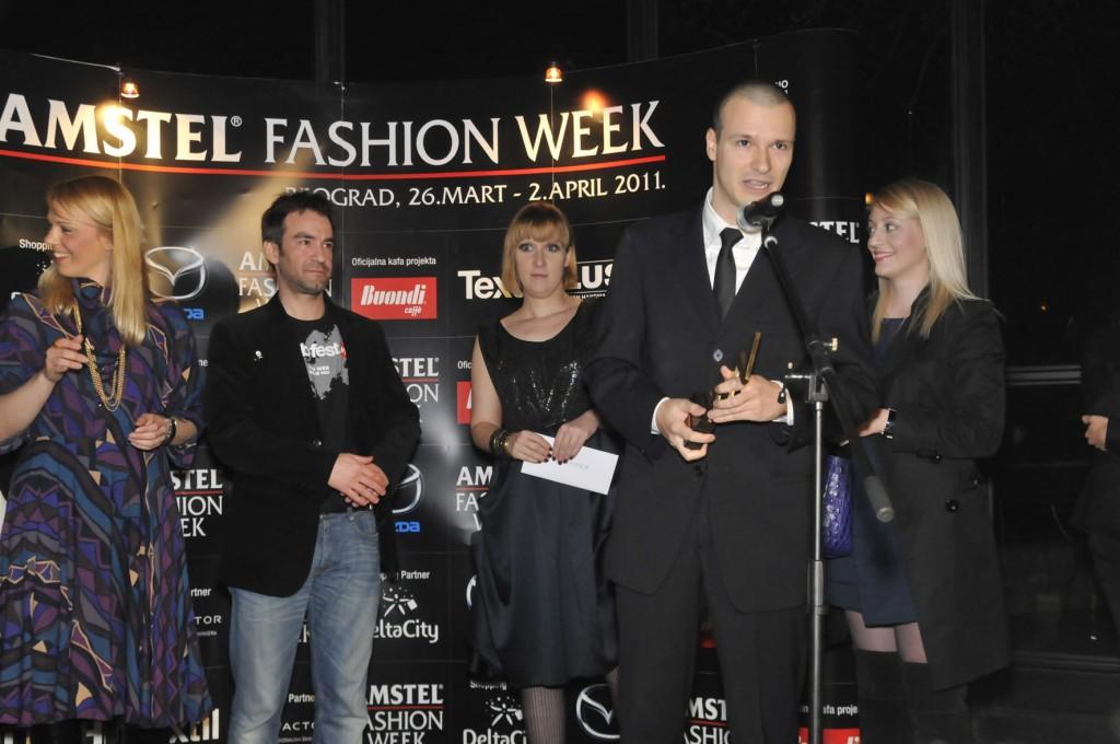 predstavnici web festa i wannabe magazina 1024x680 29. Amstel Fashion Week – svečana dodela nagrada