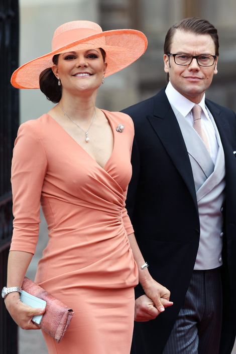 princeza viktorija  vedska Royal Wedding Fashion