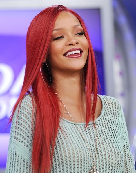 ririhaircolor2011 Omiljene celebrity boje kose
