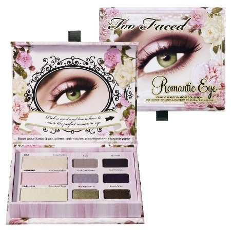 romanticeye Too faced kolekcija šminke za proleće 2011.