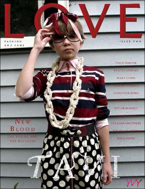 tavilove The Style Rookie by Tavi Gevinson