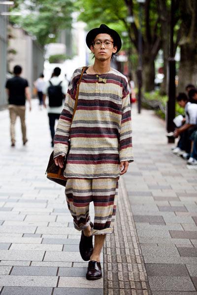tokyo 011 Street style man