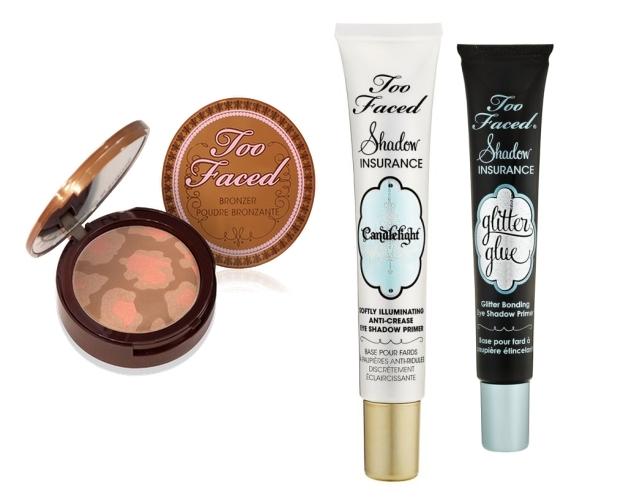 toofacedprimerbronzer Too faced kolekcija šminke za proleće 2011.