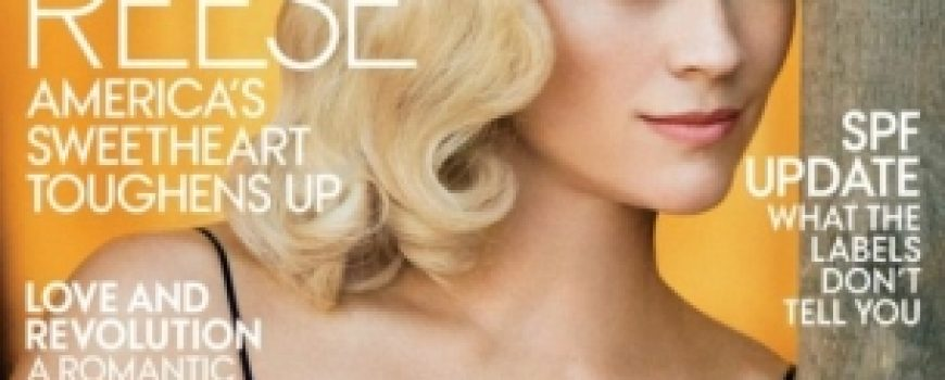 """Reese Witherspoon za """"Vogue US"""""""