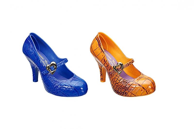 vivienne westwood shes spring 1 Vivienne Westwood obuća za proleće 2011.