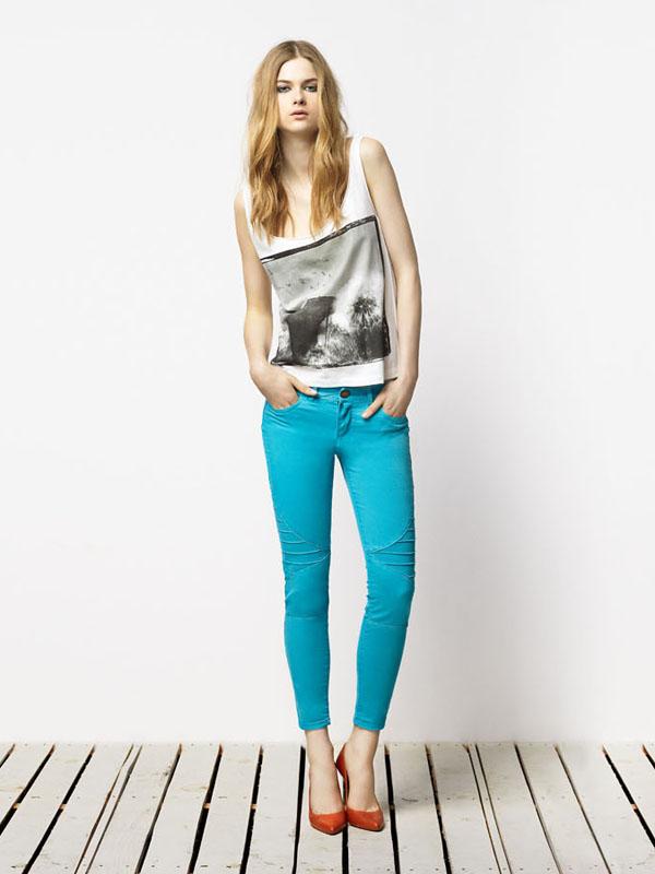 zara1 Lookbook Zara TRF za april 2011.