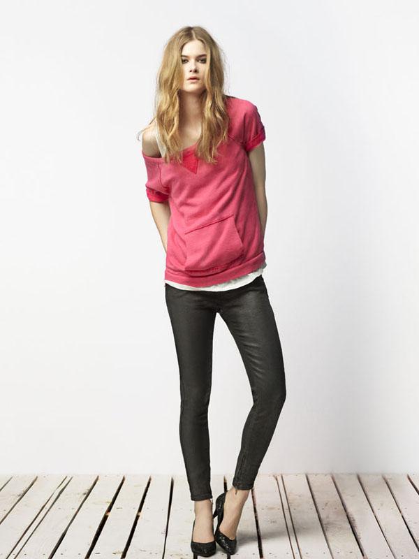 zara10 Lookbook Zara TRF za april 2011.
