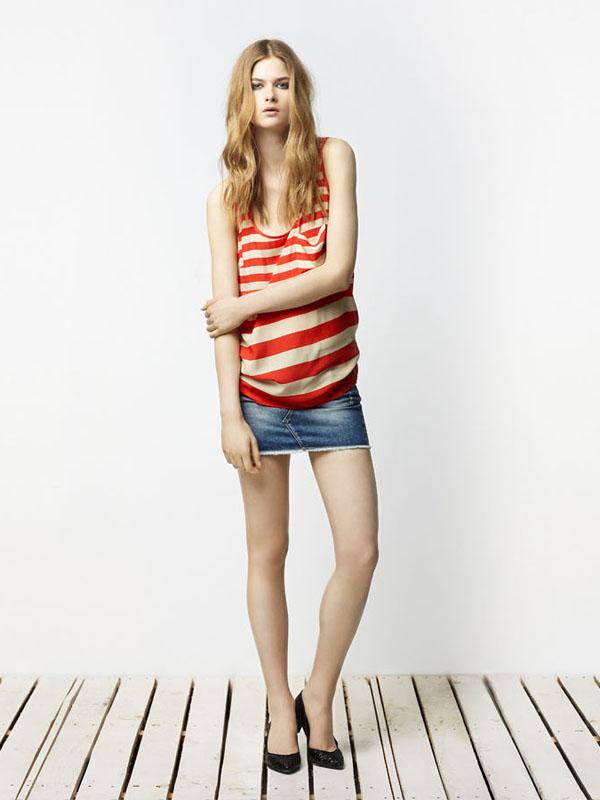zara4 Lookbook Zara TRF za april 2011.