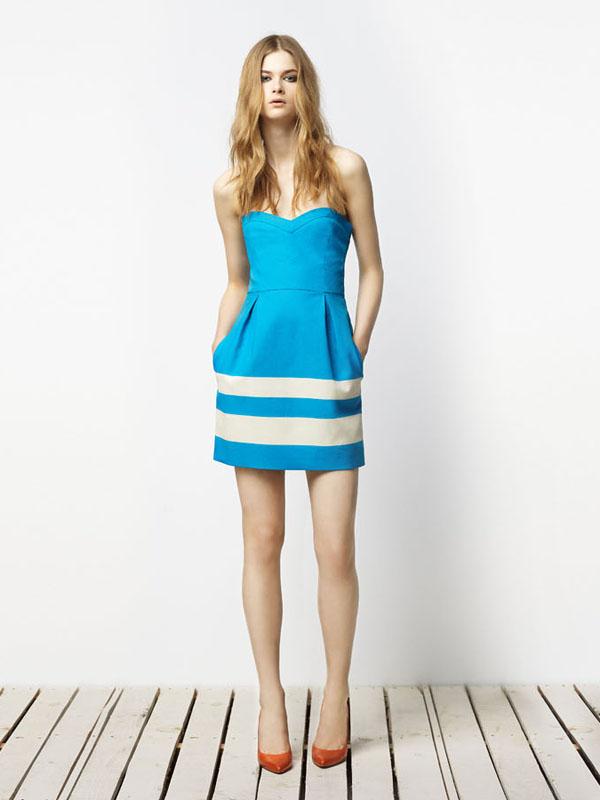 zara5 Lookbook Zara TRF za april 2011.