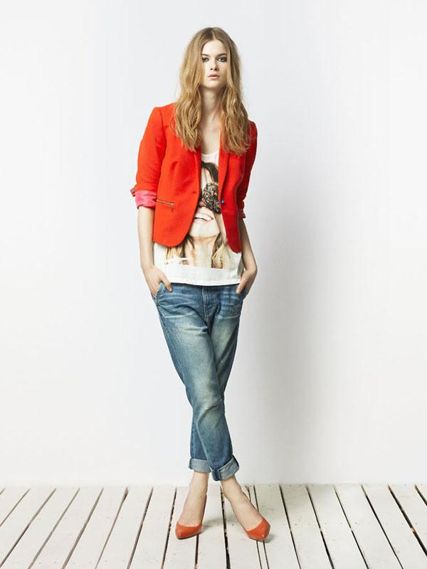 zara6 Lookbook Zara TRF za april 2011.