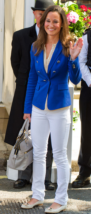 020 Biti sestra princeze: Pippa Middleton