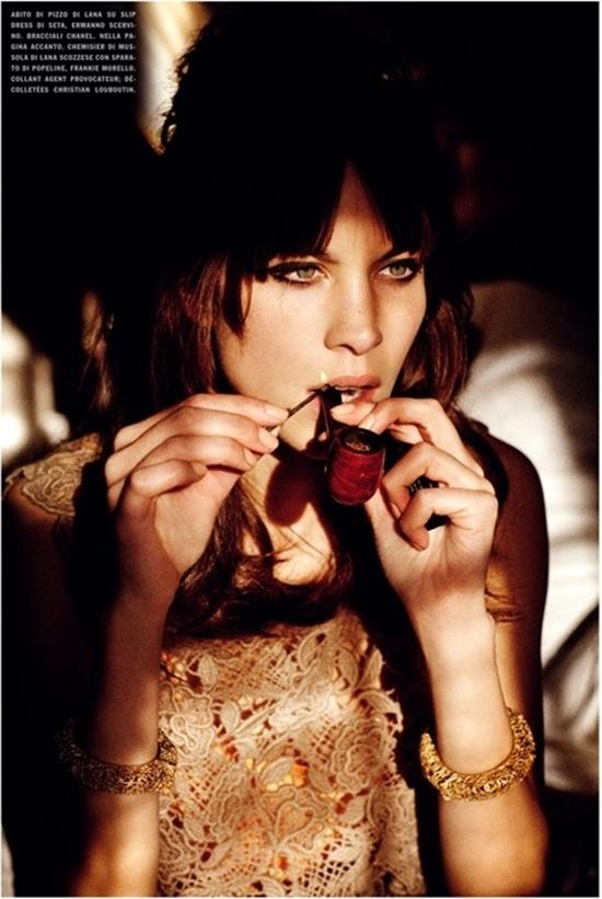 126 Alexa Chung za Vogue Italia