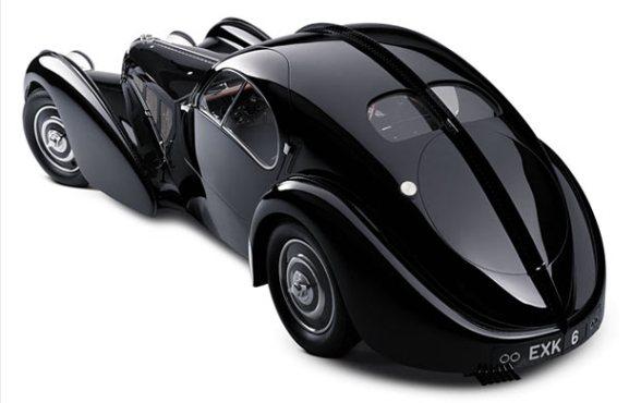 1938 bugatti Ralph Lauren kolekcija automobila