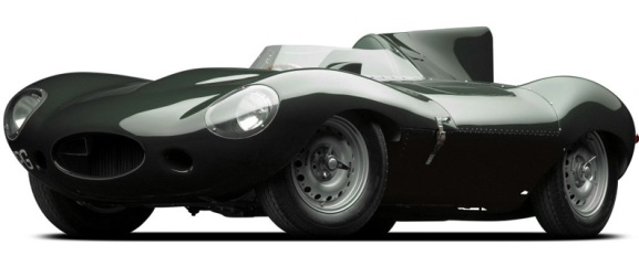 1955 Jaguar XKD 2 Ralph Lauren kolekcija automobila