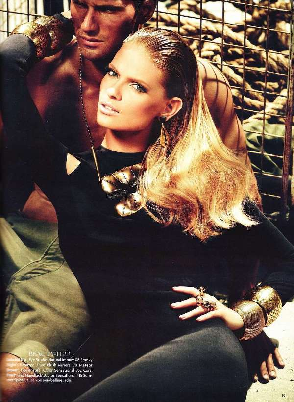 311 Julia Stegner za nemački Vogue