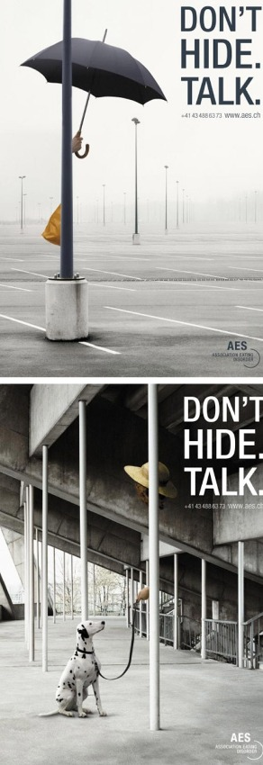 411 10 najšokantnijih kampanja protiv anoreksije