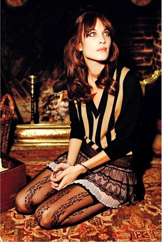510 Alexa Chung za Vogue Italia
