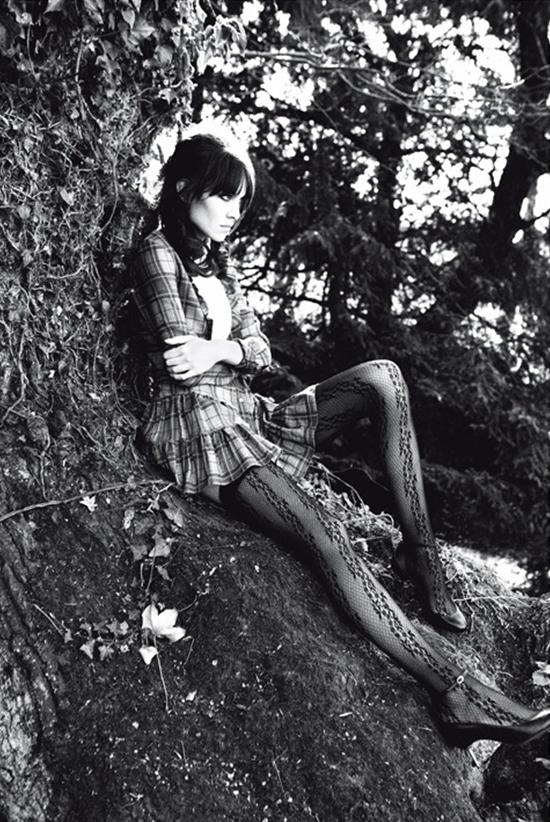 95 Alexa Chung za Vogue Italia