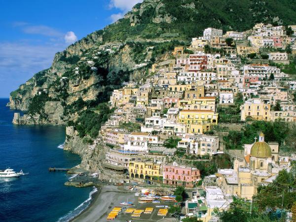 Amalfi Coast Campania Italy Predlozi za letovanje