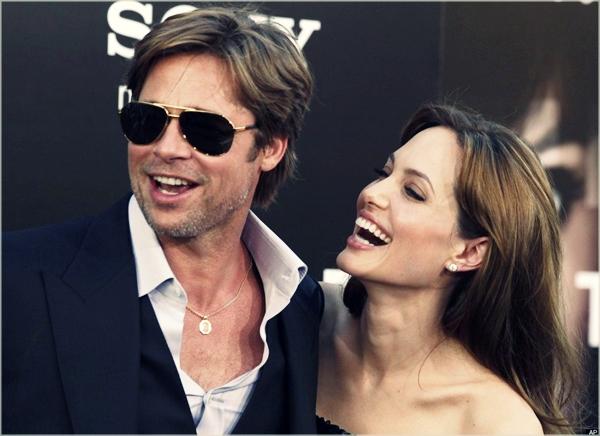 Angelina Jolie Brad Pitt at the Salt Premiere Sestra Slatka: Parovi koji su dosadili i Bogu i narodu