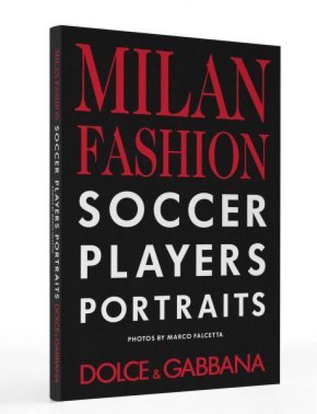 Milan Fashion Soccer Players Portrait by D&G