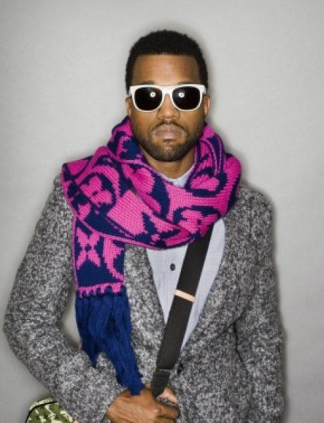 Kanye West & M/M (Paris) kolekcija marama