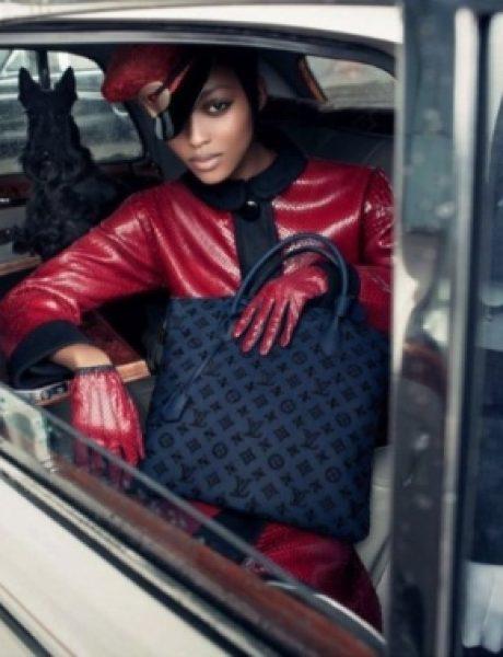 Nyasha Matonhodze zaštitno lice Louis Vuitton-a!