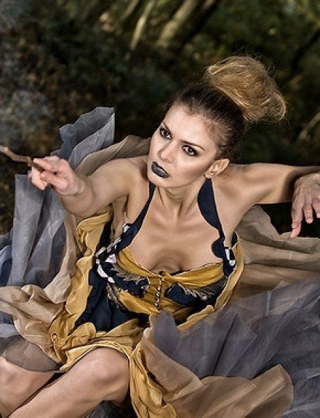 Striptiz za pismene – Veštice ometene u razvoju