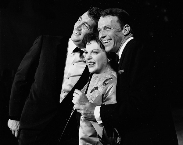 Dean Martin Judy Garland and Frank Sinatra The King of Cool: Dean Martin