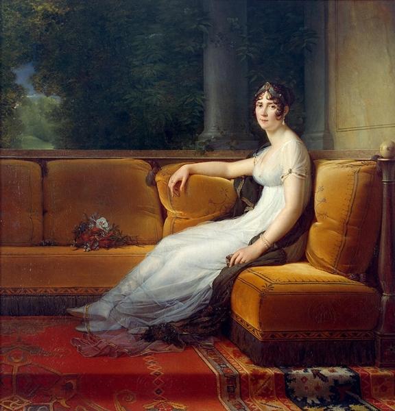 Emprjose Muze na Zemlji: Joséphine de Beauharnais