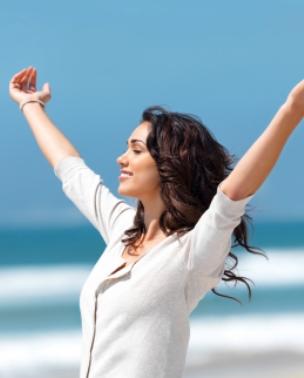 Happy woman public Numerologija: Šta tvoj datum rođenja govori o tebi?