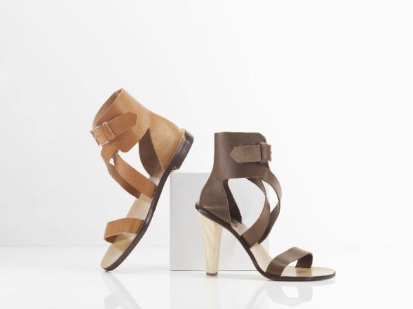 Ines Kolekcija Chloe cipela za proleće/leto 2011.