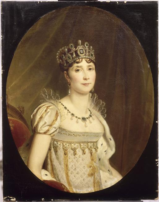 Josephine de Beauharnais imperatrice des Francais Muze na Zemlji: Joséphine de Beauharnais