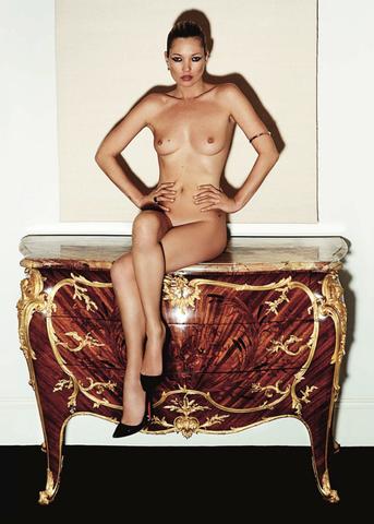 Kate copy Kate Moss za Vogue Brazil maj 2011.