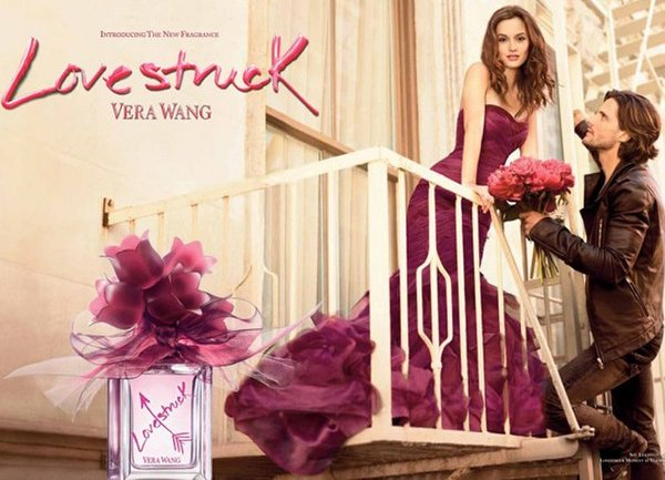 Leighton.Meester.Vera .Wang .Lovestruck.Fragrence.Ad 600 x 433 Lovestruck