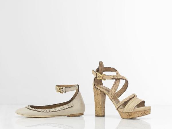 Marcie Treccia ballerina Kolekcija Chloe cipela za proleće/leto 2011.